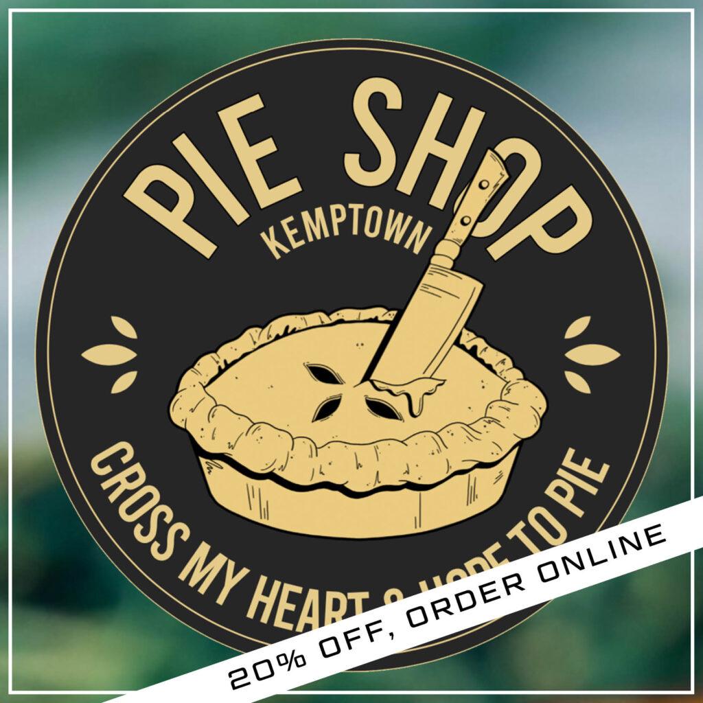 fresh handmade pies