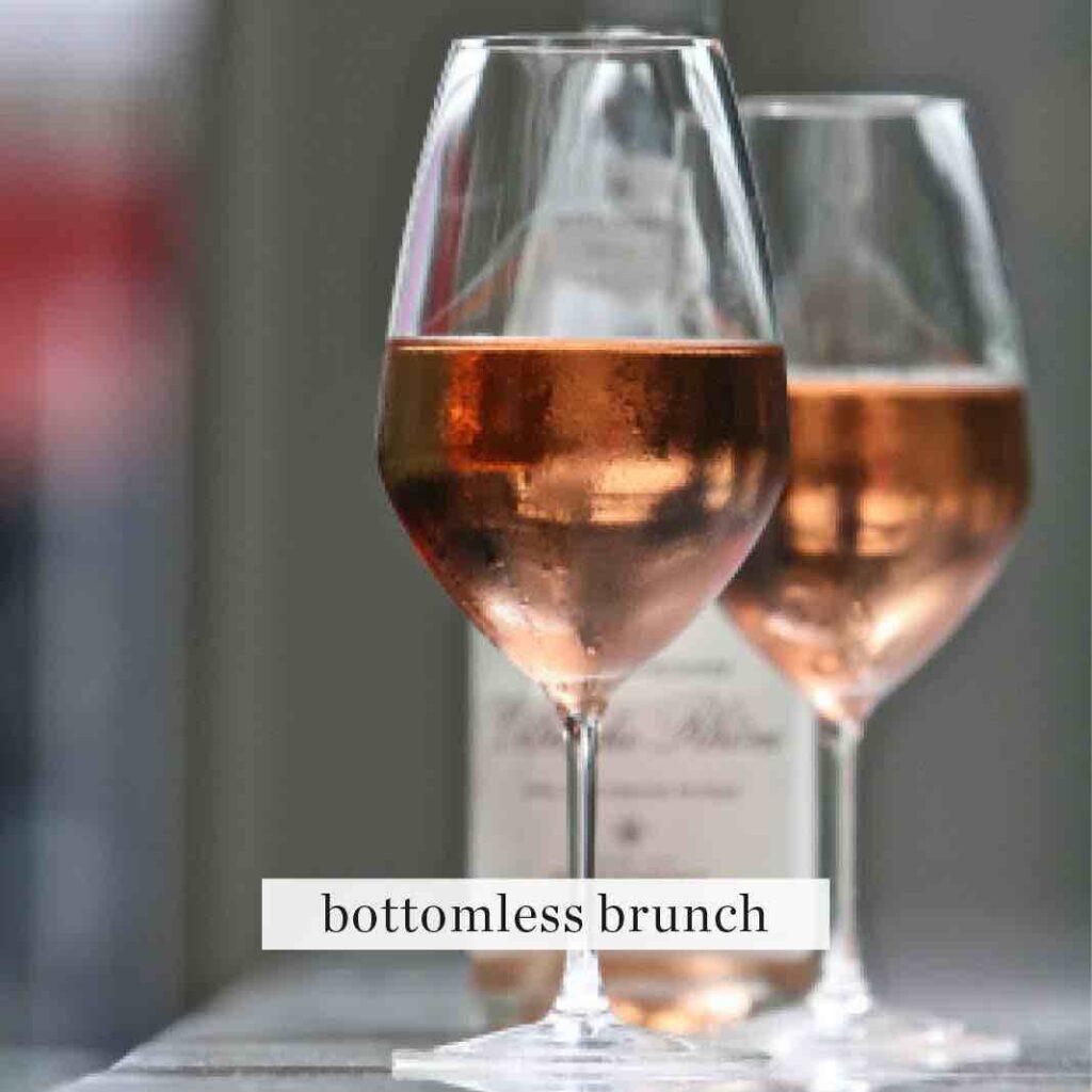 brighton bottomless brunch