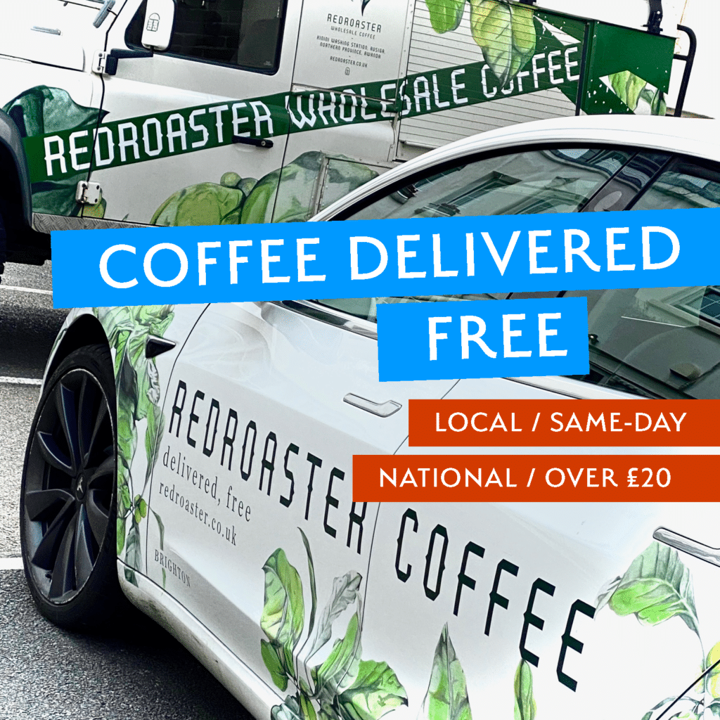 coffee delivered free