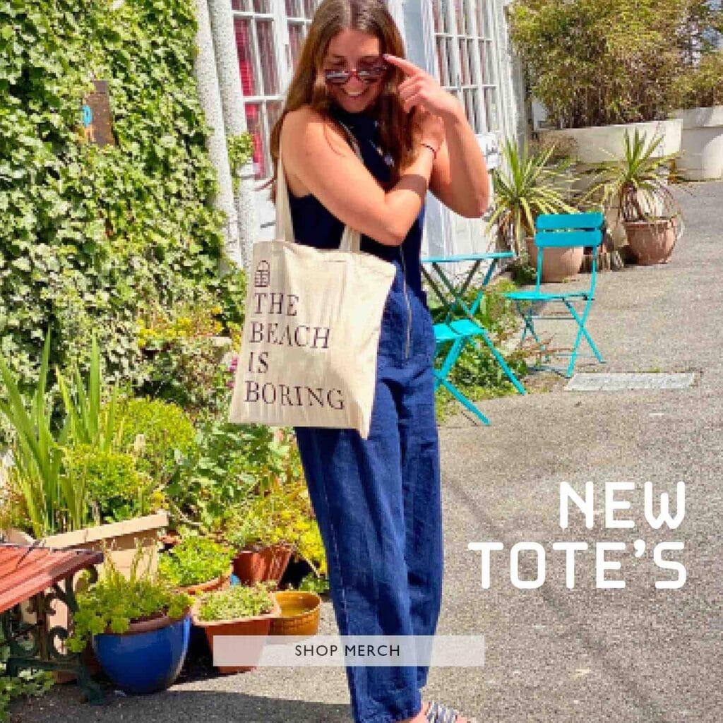 redroaster merchandise tote bags
